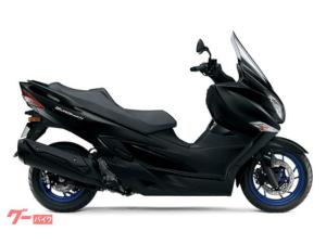 スズキ/バーグマン400国内仕様 最新モデル ABSモデル
