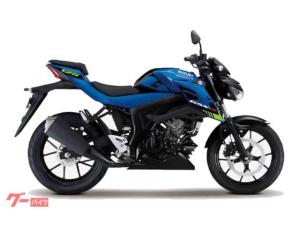 スズキ/GSX-S125 最新モデル 国内仕様モデル