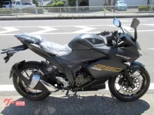 スズキ/GIXXER SF 250最新モデル