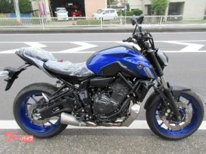 ヤマハ/MT-07最新モデル