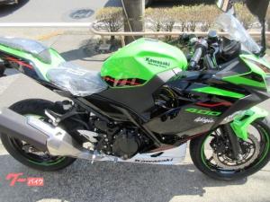 カワサキ/Ninja 400 SE 最新モデル