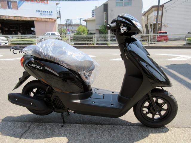 ヤマハ JOG 最新モデル 日本生産モデルの画像(東京都