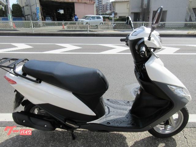 スズキ アドレス125 国内仕様モデルの画像(東京都