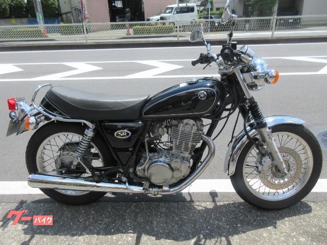 ヤマハ SR400キャブレタータイプの画像(東京都