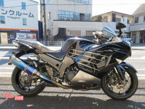 カワサキ/ZZ-R1400 ABS EU一般モデル