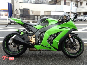 カワサキ/Ninja ZX-10R ABS ブライト正規入車