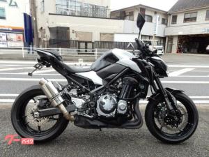 カワサキ/Z900 ABS・ETC2.0標準装備