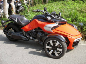 BRP/can-am SPYDER F3-S SE6 2015