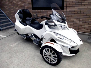 BRP/can-am SPYDER RT LIMITED SE6 2017
