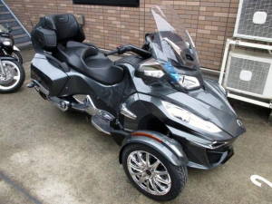 BRP/can-am SPYDER RT LIMITED 2017 NAVI付