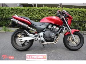 ホンダ/HORNET 1997年モデル マフラー変更済