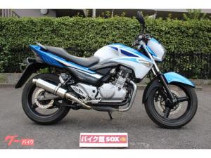 スズキ/GSR250 2012年モデル ハンドル変更済