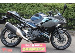カワサキ/Ninja 400 ABS 2021年モデル スライダー装備