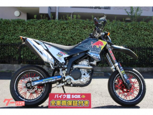 ヤマハ/WR250X 2014年モデル レッドブルデカールカスタム