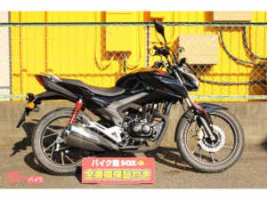 ホンダ/CBF125R 国内未発売モデル EURO4対応