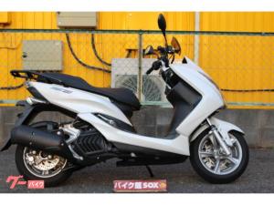ヤマハ/マジェスティS 2014年モデル・リアキャリア装備