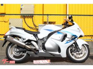 スズキ/GSX1300Rハヤブサ ノジママフラー装備
