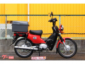 ホンダ/クロスカブ110 2013年モデル