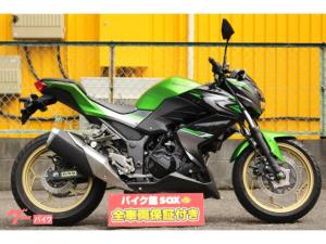 カワサキ/Z250  2017年モデル