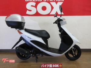 スズキ/アドレスV50 2015年モデル