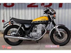 ヤマハ/SR400 2016年モデル