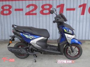 ヤマハ/シグナスRAY ZR 125 Street Rally 国内未発売モデル