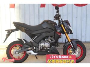 カワサキ/Z125PRO 2021年モデル ワンオーナー