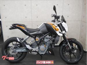 KTM/200デューク 2014年モデル