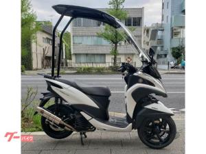 ヤマハ/トリシティ155ABS 新品ルーフKIT SP忠男マフラー