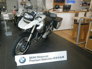 BMW/R1200GS・DOHC・パニア・正規