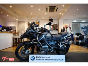 BMW/R1200GSアドベンチャー・トリプルブラック・2018年・正規