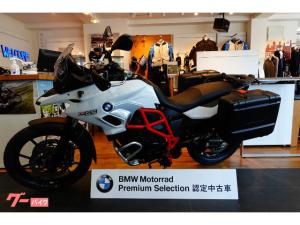 BMW/F700GS・パニアケース・エンジンガード・ナックルガード・2016年式