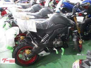 カワサキ/Z125PRO
