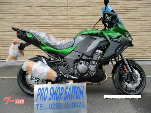 カワサキ Versys 1000 SEの画像(茨城県