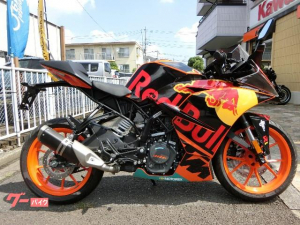 KTM/RC125 正規車輌