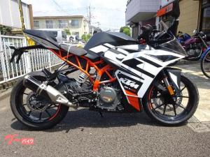 KTM/RC390 2021モデル