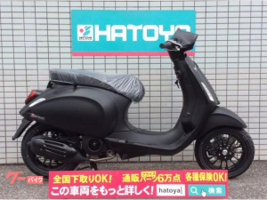 VESPA/スプリント150ABS Notte