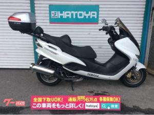 ヤマハ/マジェスティ125 インジェクションファイナルモデル