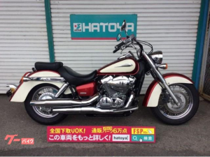 ホンダ/シャドウ750 FIモデル フルノーマル車