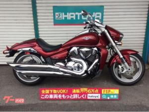 スズキ/ブルバードM109R ETC付