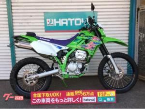 カワサキ/KLX250 ファイナルモデル