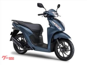 ホンダ/Dio110 マットスターリーブルーメタリック 2021年モデル