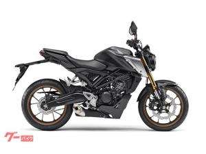 ホンダ/CB125R 2021年モデル