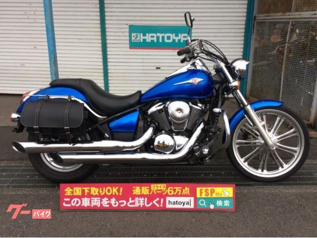 カワサキ バルカン900カスタムの画像(埼玉県