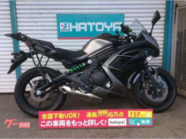 カワサキ Ninja 400の画像(埼玉県