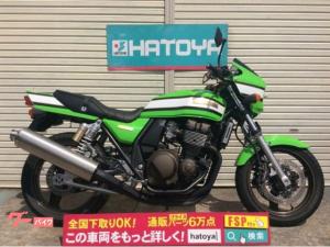 カワサキ/ZRX400 2006年モデル ライムグリーン 純正ノーマル仕様