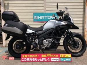 スズキ/V-ストローム650XT トリプルパニア ETC