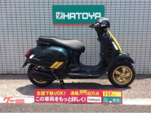 VESPA/GTSスーパー150レーシングシックスティーズ