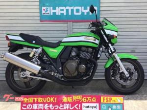 カワサキ/ZRX400 2006年 ライムグリーン