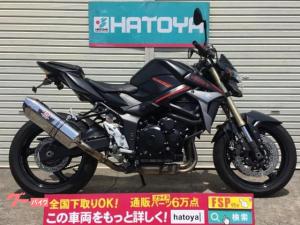スズキ/GSR750 ABS   ヨシムラマフラー ETC2.0  フェンレス仕様